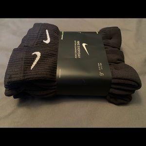 Nike Socks Pack x6